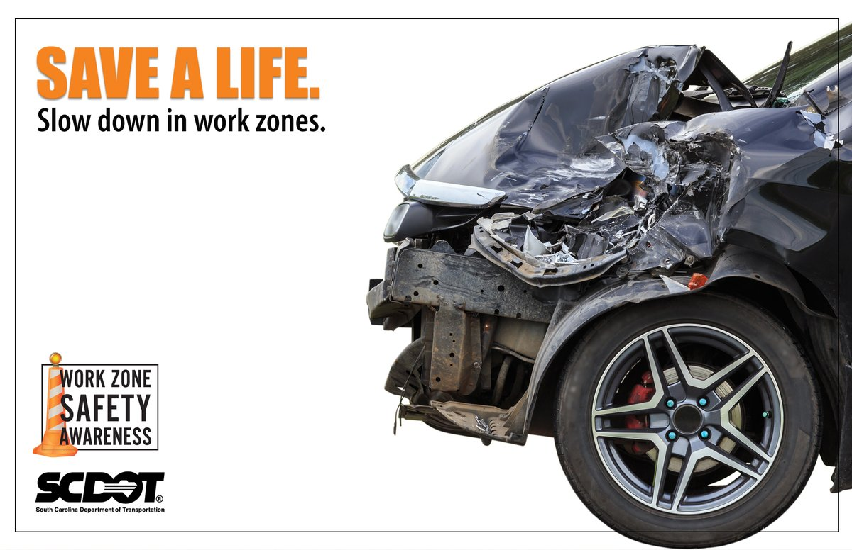 Image posted in Tweet made by SCDOT on April 13, 2021, 2:05 pm UTC