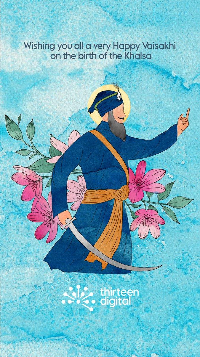 Vaisakhi diyan lakh lakh vadhiyan! May the Khalsa Panth continue to flourish and fulfil the hukam of Sri Guru Gobind Singh Ji https://t.co/vDb8OB2ppr