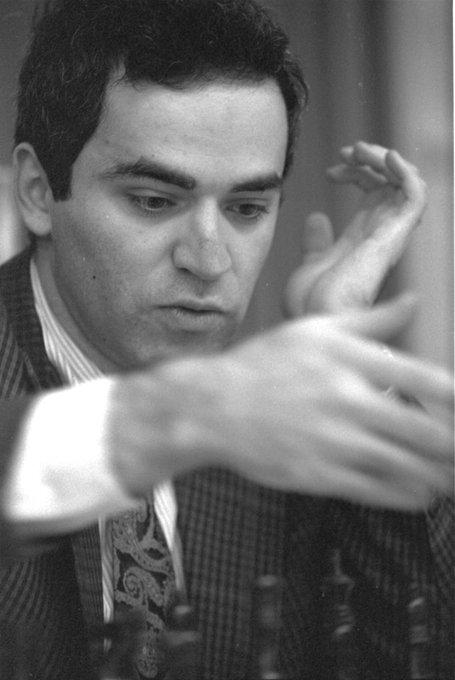 Happy Birthday Garry Kasparov!