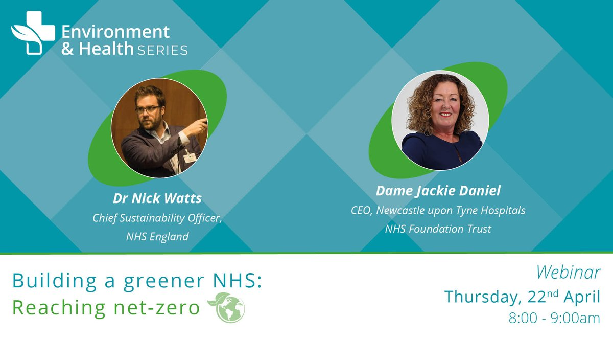 test Twitter Media - 🚨NEXT WEBINAR...  💻'Building a greener NHS: Reaching Net Zero' ⏰Thurs 22nd April, 8-9am   REGISTER: https://t.co/Sh9FbqmQnx https://t.co/uDPmmsyitg