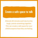 Image for the Tweet beginning: How to support your child