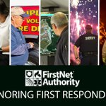 Image for the Tweet beginning: #Firstresponders work tirelessly to protect