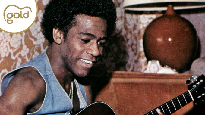 A big happy birthday to Al Green, who turns 75 today!
