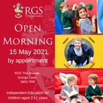 Image for the Tweet beginning: 📣 RGS The Grange would