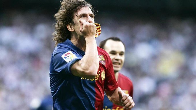 Happy birthday to the GREATEST captain OF ALL TIME, Señor Carles Puyol
