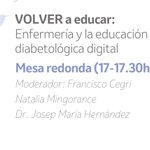 "Image for the Tweet beginning: ""Enfermeria y la Educación Diabetologíca"