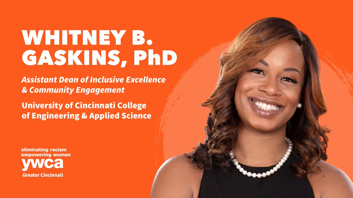 Can't wait to celebrate Dr. Gaskins & ALL the honorees! #YWomenAchieve #OnAMission
