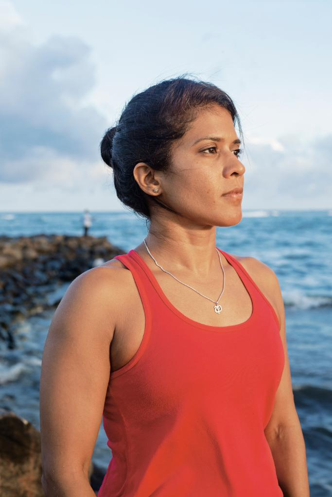 Now a pioneer of blue whale research, @InsideNatGeo Explorer @ashadevos imagined the ocean as a magical kingdom ever since she was a child. Asha believes our lives are tightly interlinked with blue whales— the largest creatures on the planet. https://t.co/gqd46KRiab https://t.co/slE5jc7v5p