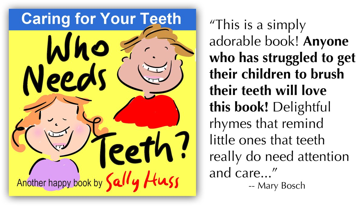 Great book to make kids aware of the need to care for their teeth!   #childrensbooks #kidsbooks #kindergarten #family #kidslit #singlemothers #moms #preschool #mothers #momlife #teachers #tuesdaymotivations  #unity #love #equality #dance #beautiful #happy