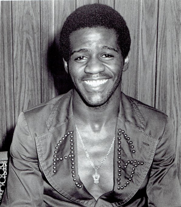 Legendary soul singer, songwriter, and record producer Al Green turns 75 today. Wishing him a Happy Birthday!