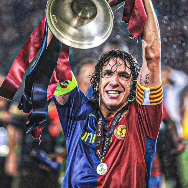 Happy Birthday to one of the greatest defenders of all time, Carles Puyol!