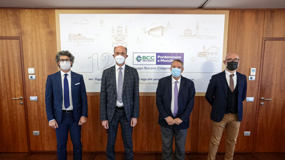 Bcc Pordenonese e Monsile: utile a 9 milioni di eu...