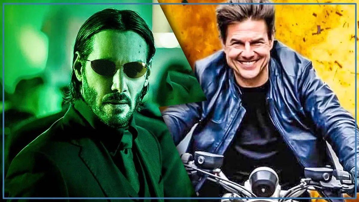 #dkoding Matrix 4 Vs Mission Impossible 7: Tom Cruise Is Afraid Of Keanu Reeves @TomCruise  #Matrix  #MissionImpossible7  #keanureeves #TomCruise  #tuesdayvibe  #tuesdaymotivations  .