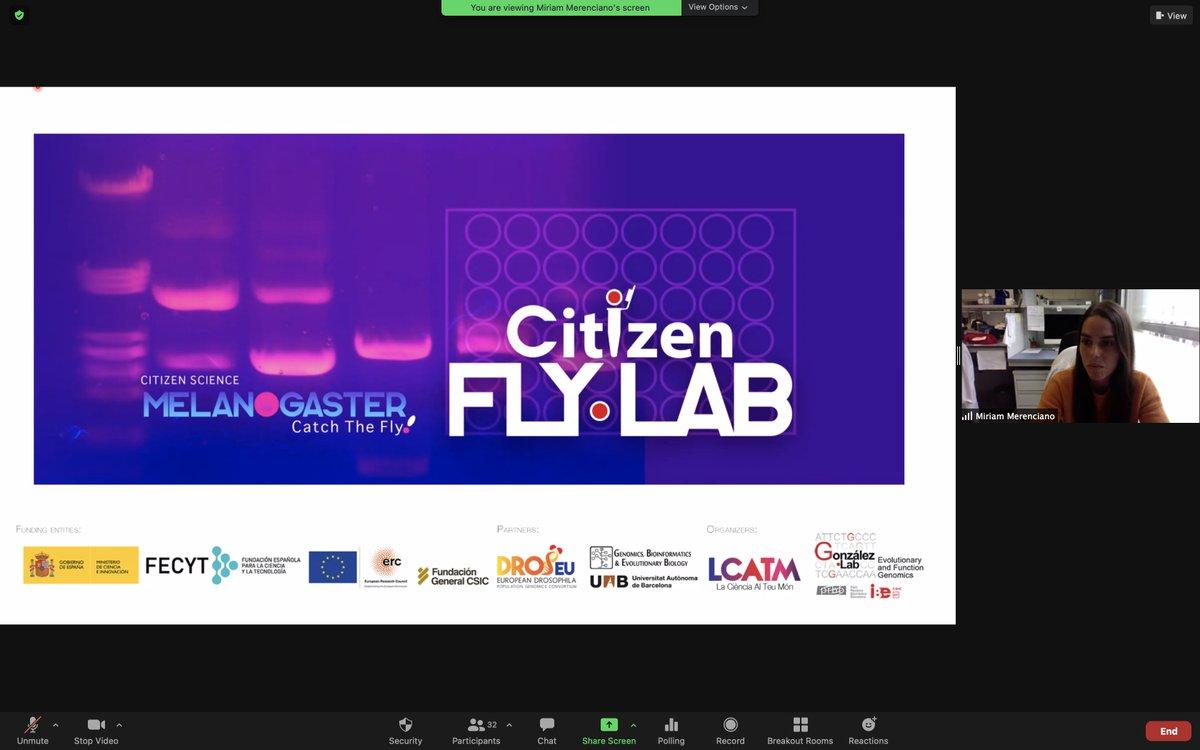 test Twitter Media - Aquesta tarda, @mirimerenciano de @GonzalezLab_BCN @IBE_Barcelona ha introduït  el #CitizenFlyLab #MelanogasterCTF una activitat de #CiènciaCiutadana en #biologiaMolecular, relacionada amb #Evolució, #adaptació, #genètica #PCR als estudiants d'#ESO i #Batxillerat de 6 instituts https://t.co/MxiGyLOcpj