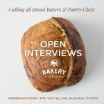 Image for the Tweet beginning: Calling all bread bakers and