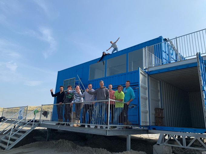 North Sea Surfing doneert aan Surfclub Wassenaar https://t.co/8SaPmQiWc4 https://t.co/1OK4LTAeqG