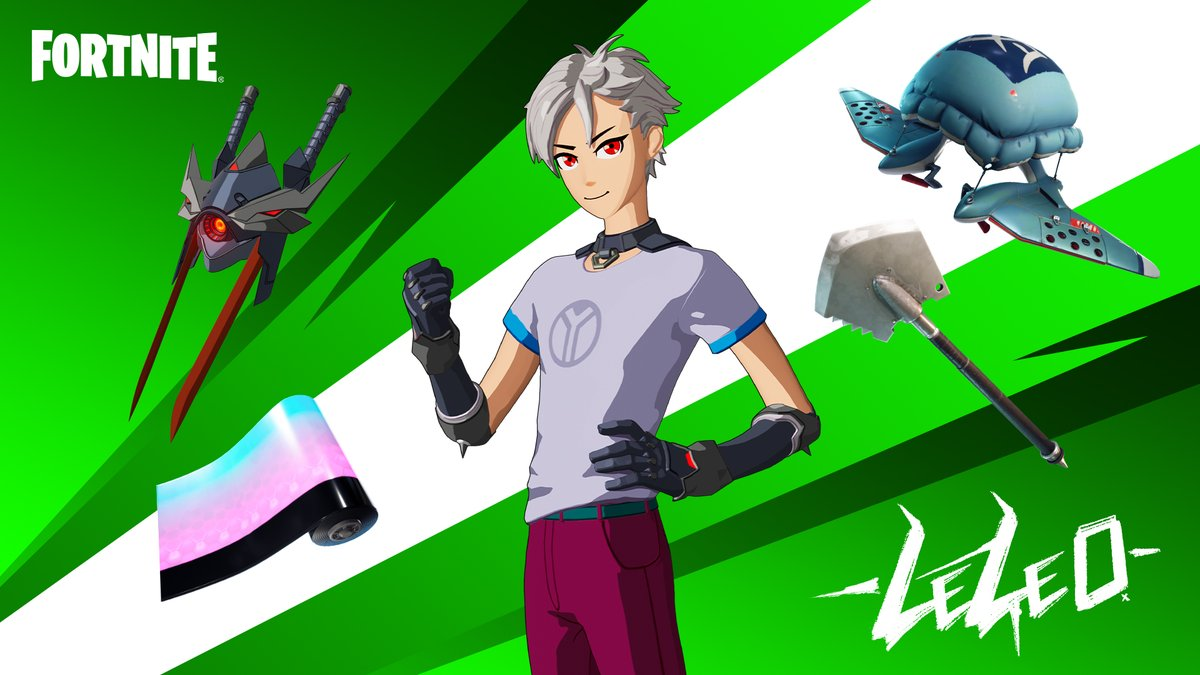 What's up guys!  Hand-picked by @loud_leleo himself, check out his Locker Bundle in the Shop now. https://t.co/yowDvJJPeL