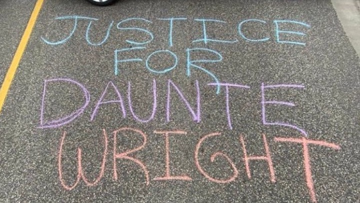I am devastated that these injustices continue against Black men and boys. When we teach students about this moment, we must tell them the truth. That #DaunteWright should still be alive. https://t.co/EoZ3RDw9ce