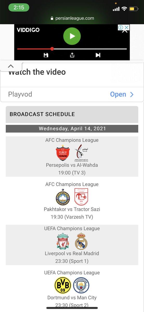 https://t.co/rN606umUKH مباراة الوحدة و بيروزي غداً باذن الله بتكون منقوله في هالموقع 👍 https://t.co/OnLKt9vanO