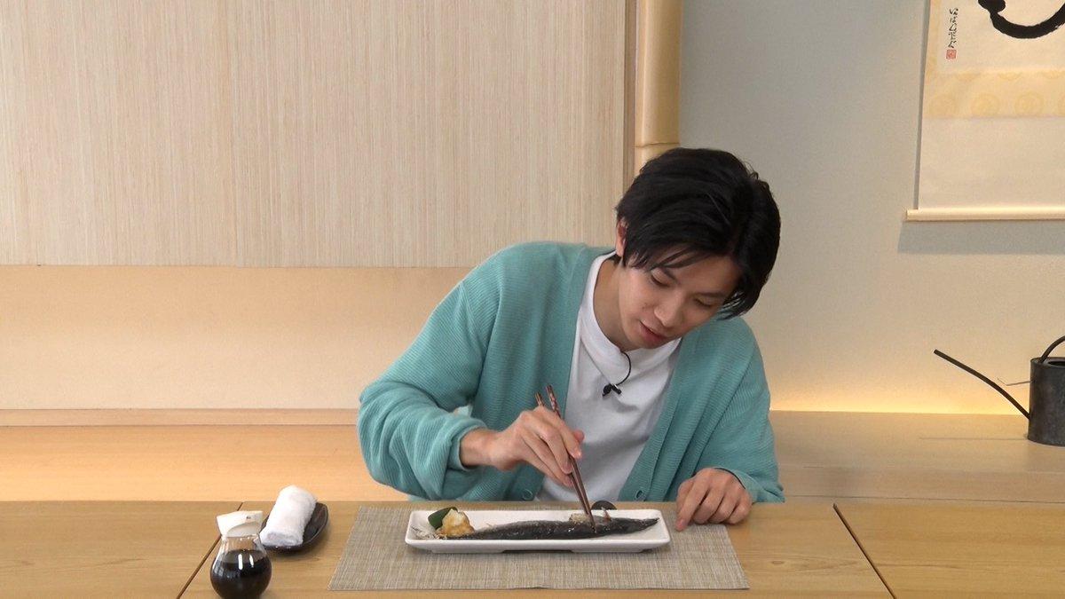 しゃけ(もぐも)宮寺くんとても楽しみ🌼  ※秋刀魚です https://t.co/OOYgXD8QbG