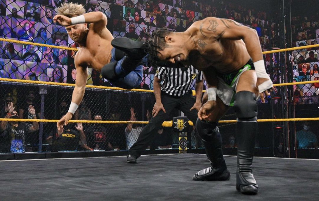@WWEMaverick's photo on #WWENXT