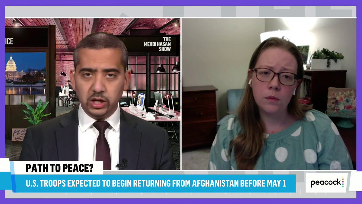 """As Biden plans an Afghanistan exit, some hawks say we must stay to improve womens lives. """"Its an argument with which Im deeply sympathetic,"""" @EmmaMAshford says, but its """"not the reason the U.S. went into Afghanistan. It's not even the reason we stayed there for 20 years."""""""