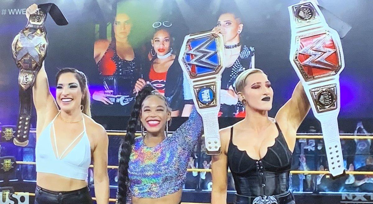 @ryansatin's photo on #WWENXT