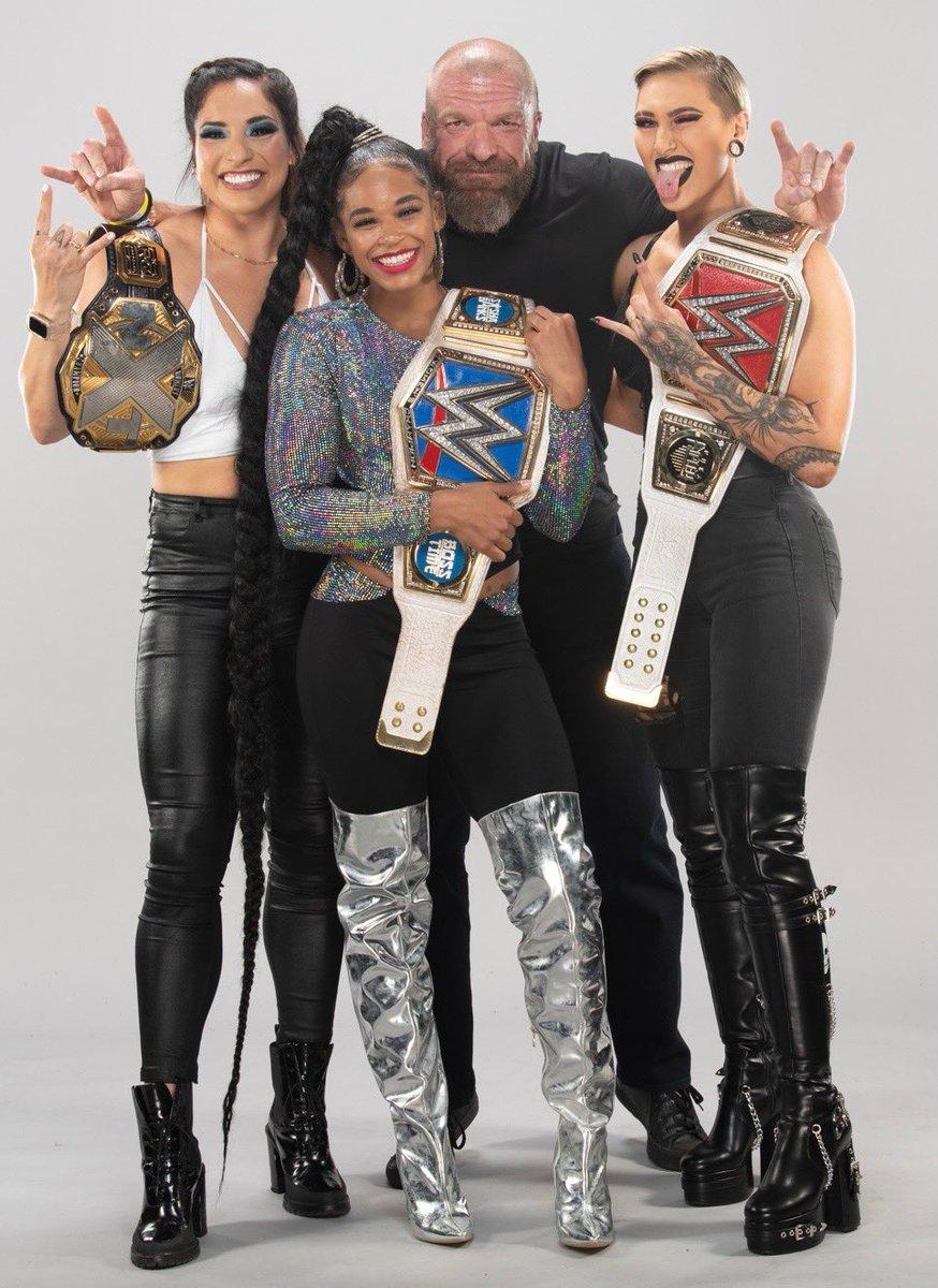 @TripleH's photo on #WWENXT