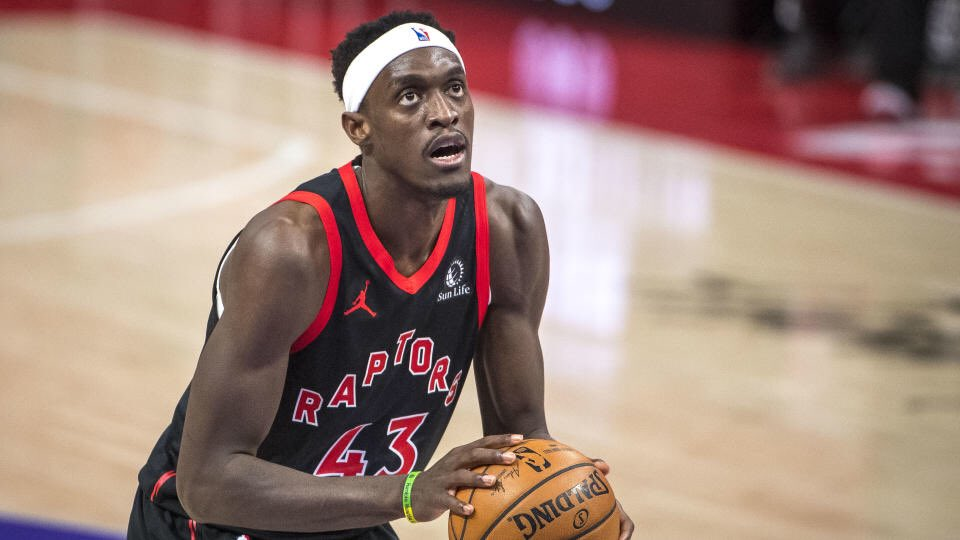 Pascal Siakam tonight:  30 PTS 5 REB 7 AST 2 BLK 68% FG  will always be one of the most overhated/underrated players in the league for no reason. https://t.co/0751odPxLa