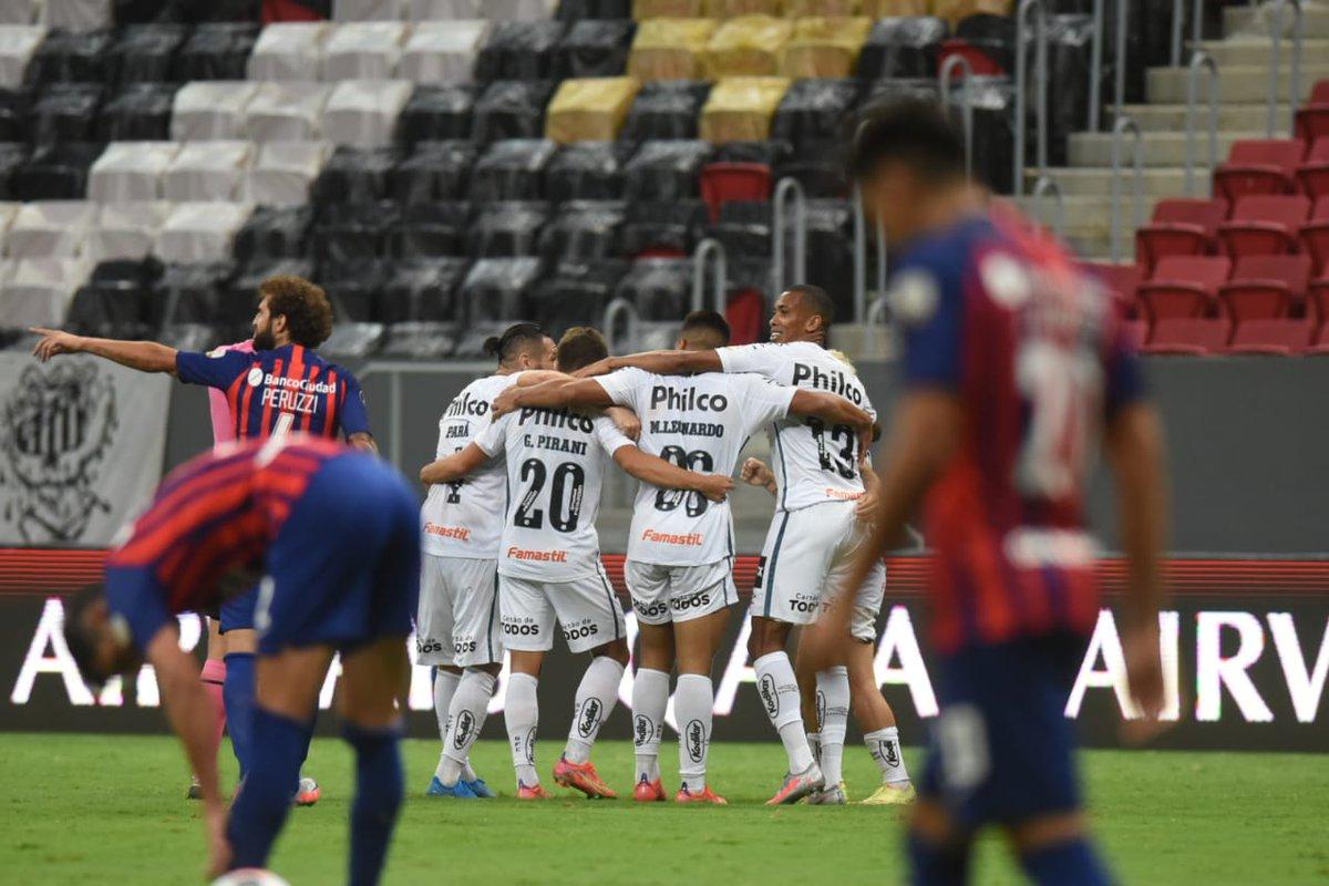 @SantosFC's photo on Mané