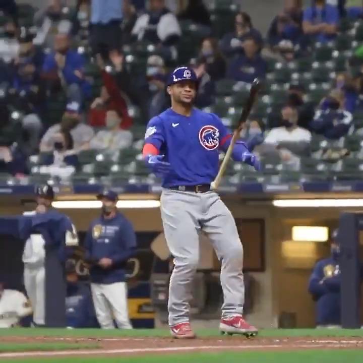 @MLBONFOX's photo on Contreras