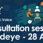 Image for the Tweet beginning: Indigenous Voice consultation sessions are