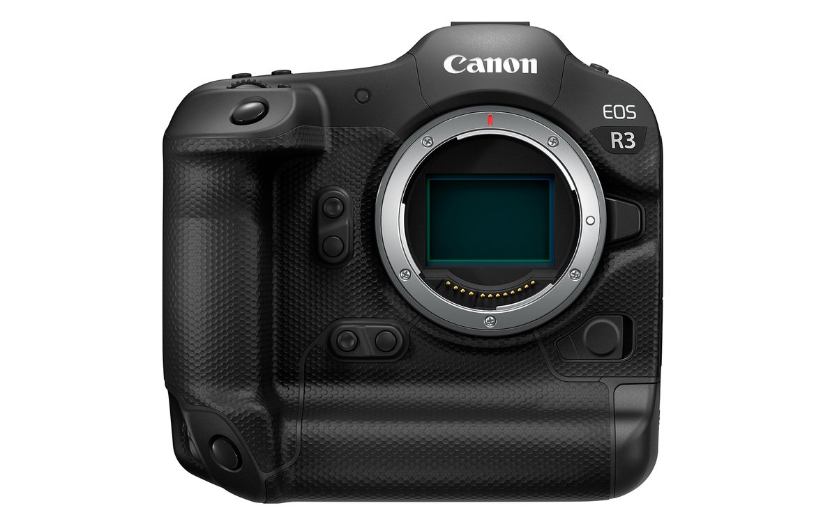 Canon confirms a high-speed EOS R3 mirrorless camera is on the way