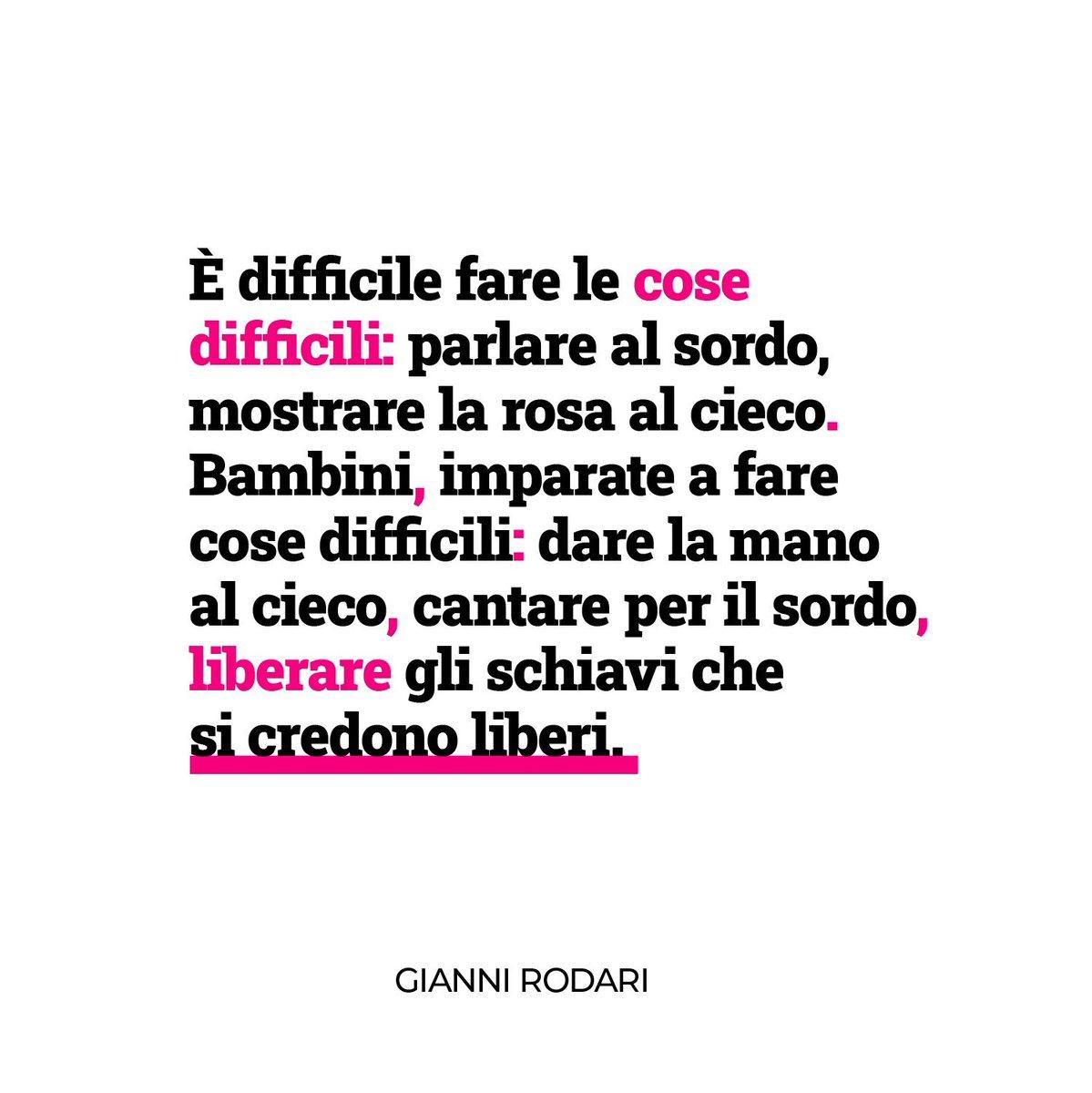 #GianniRodari