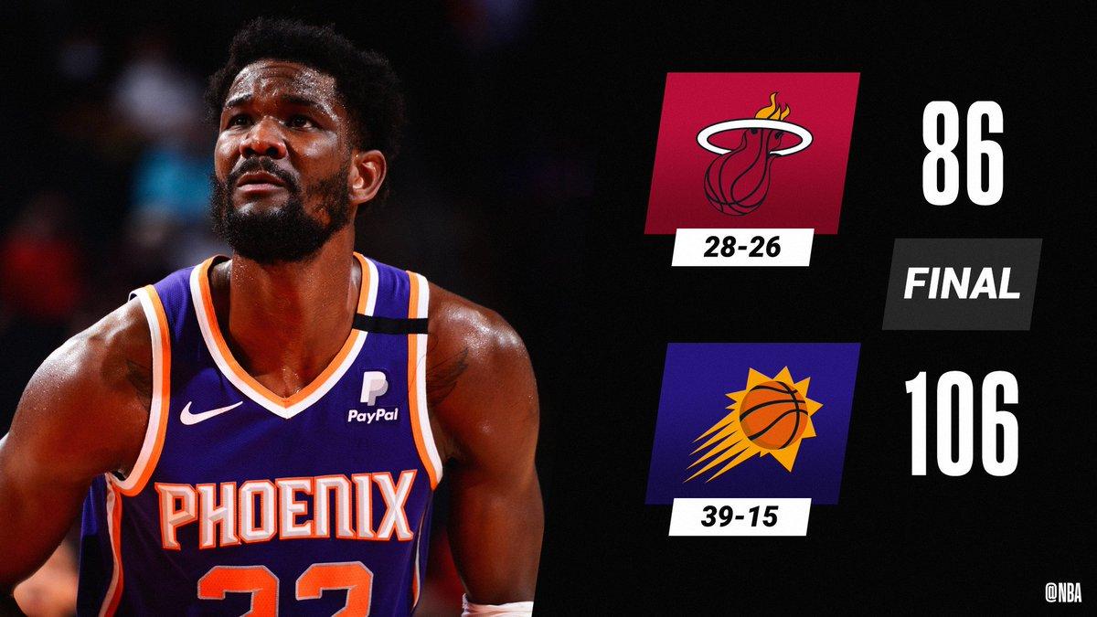 @NBA's photo on Suns