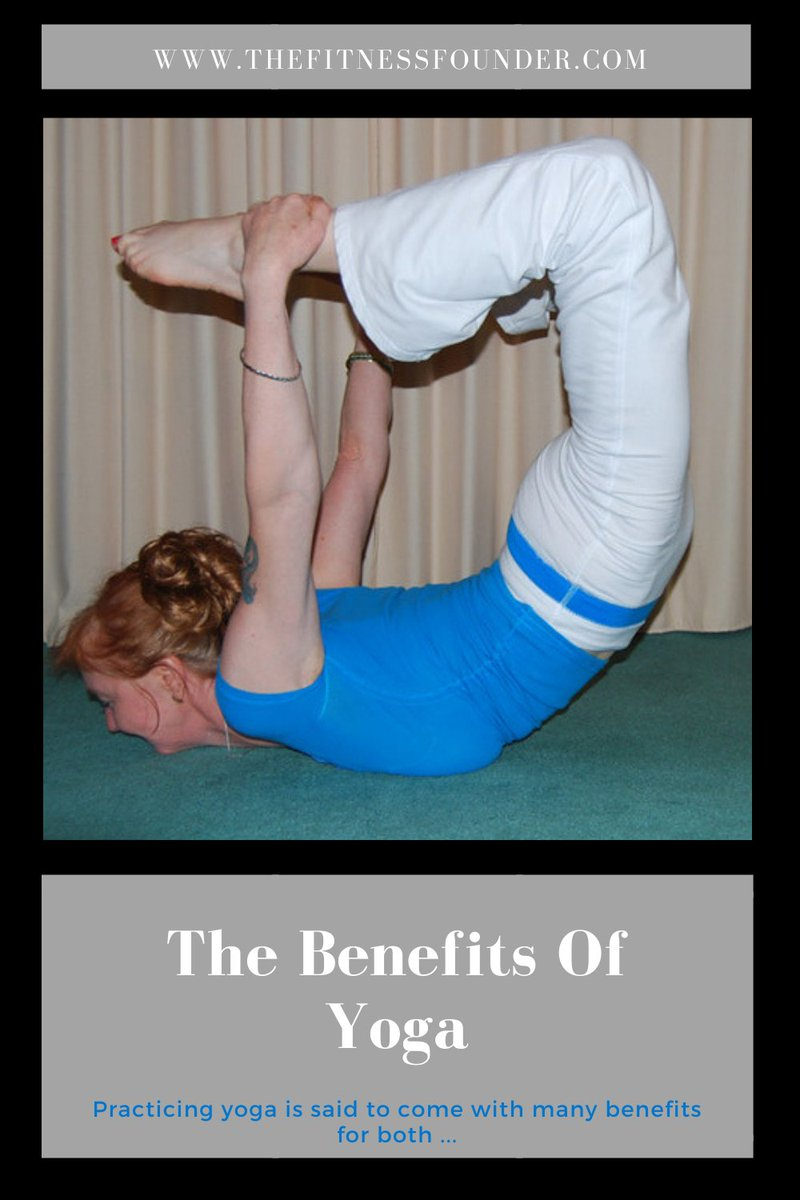 The benefits of yoga https://t.co/3nREtWJ7Uv #thefitnessfounder #health #yoga #fitness #workout #Musclestrengthchallenge #muscle #weightloss #exercise #diet #food https://t.co/2A1ACVV7vH