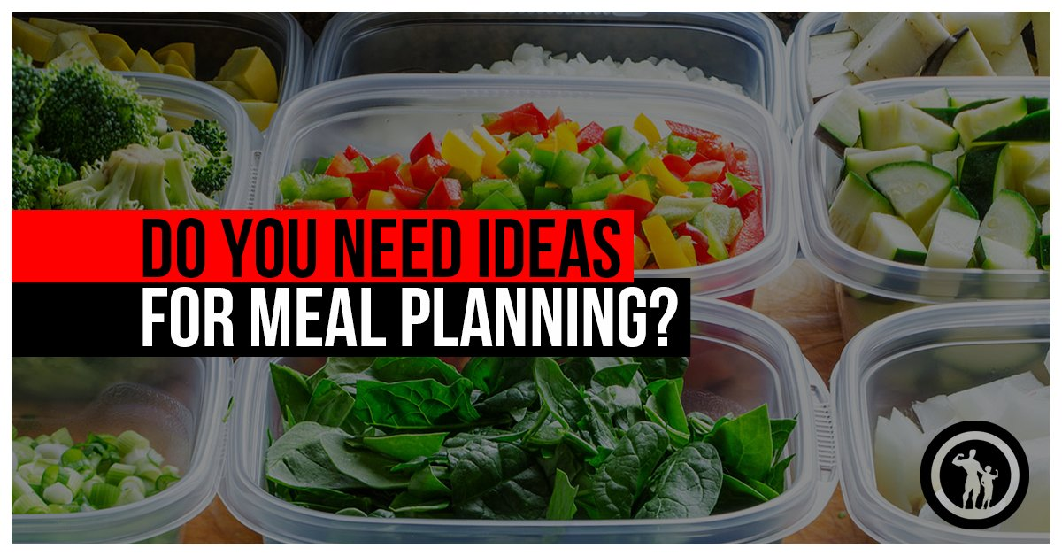 Studies show that #mealplanning is associated with a lower risk of obesity, a healthier overall #diet, and more varied food choices. Here's how to #mealprep like a pro. #recipes #mealprepping https://t.co/VkEEutxTgl https://t.co/nzCXy39QJ9