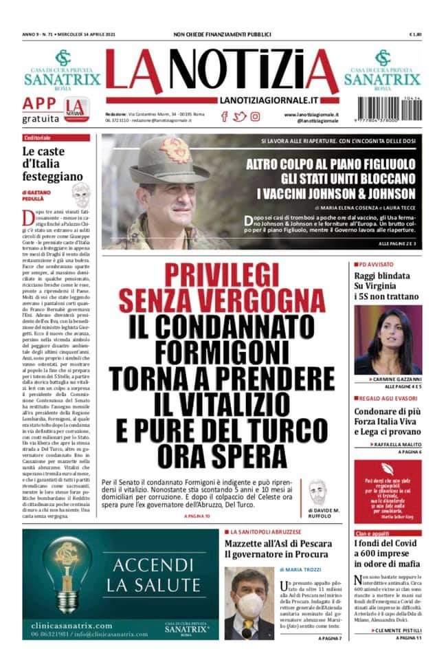 #vitalizio