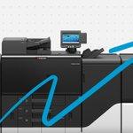 Image for the Tweet beginning: The #TASKalfaPro15000c inkjet production #printer