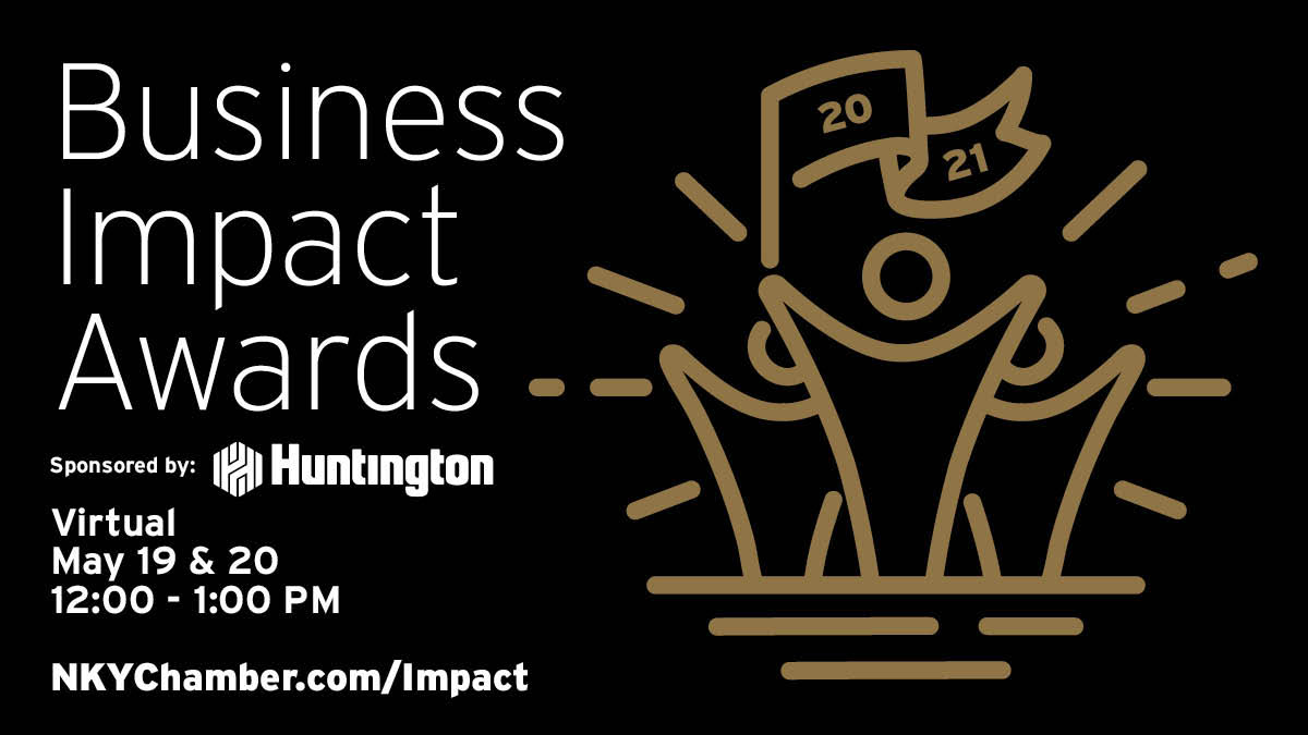 Honored to be an Innovation Award finalist for the @nkychamber 2021 Business Impact Awards!  #NKY