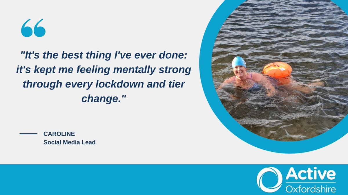Have you found a new activity recently? Our social media lead Caroline shares her new challenge of open water swimming and how she still managed to take a dip during lockdown 🏊♀️ https://t.co/PaExZNVMhV #OpenWaterSwimming #Swimming