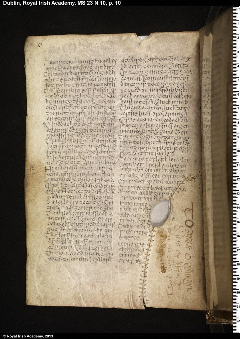test Twitter Media - Tune in or follow @CCManuscripts #CareCons18 to hear @ChantalKobel @DIAS_Dublin speak about The Book of Ballycummin (RIA MA 23 N 10) tomorrow from 2pm https://t.co/81LPJ7uW4i This @Library_RIA MS can also be viewed on @DIAS_ISOS #DIASdiscovers https://t.co/E2IvD2uHj2