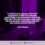 It's brilliant to see that Joan has developed valuable relationships and has taken the SCITT for everything that it is. You too can learn with Kirklees & Calderdale and gain experience that kick-starts your career.
