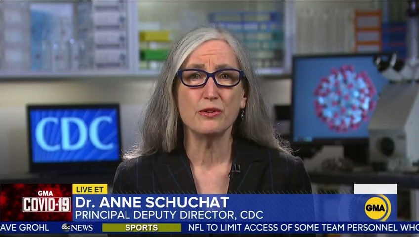 """CDC Principal Deputy Director Dr. Anne Schuchat discusses future of Johnson & Johnson vaccine after pause due to blood clot concerns: """"We want to get to the bottom of it and make sure we can protect people. The pandemic is serious."""" https://t.co/TCWRhhroSM https://t.co/5FB9e7WJcV"""