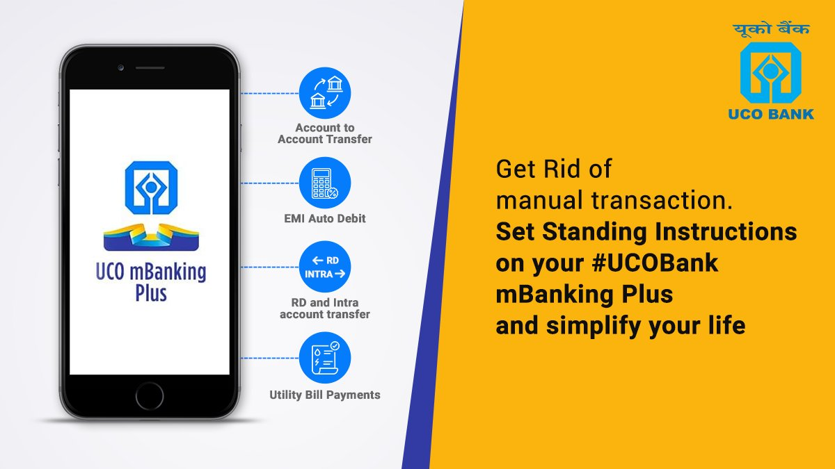 Banking made easier with UCO mBanking Plus. To know more visit https t