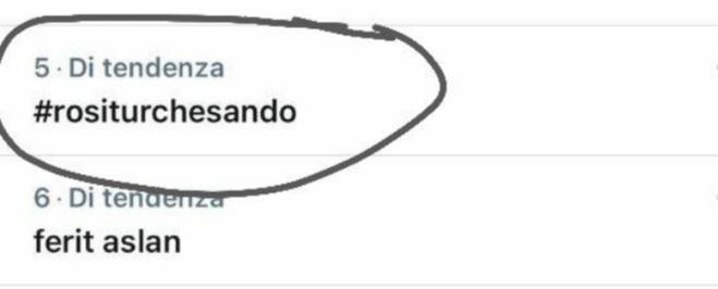 #rositurchesando