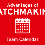 Image for the Tweet beginning: Our #Matchmaking is not only