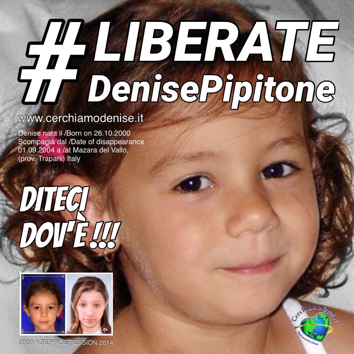 #LiberateDenisePipitone