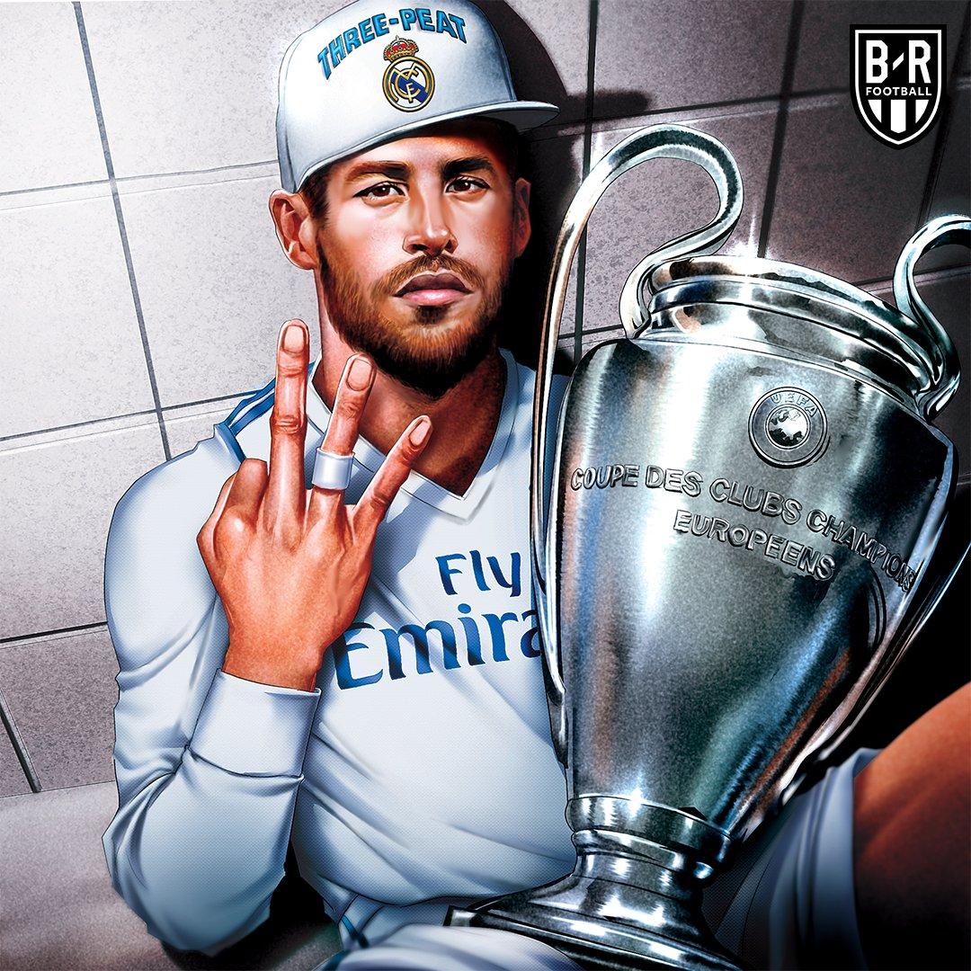 @brfootball's photo on Real Madrid