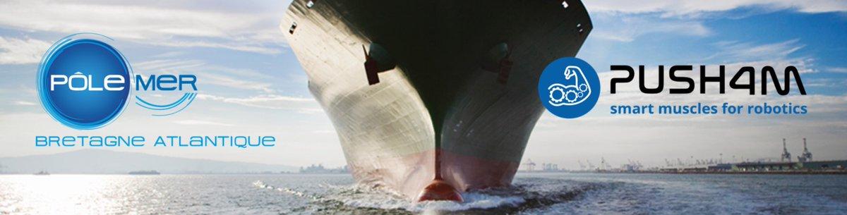 2e secteur économique mondial le #maritime se caractérise par la force de ses #industries traditionnelles et la vitalité de filières émergentes génératrices d'#innovations. C'est pourquoi nous sommes heureux d'intégrer le @PoleMerBA. 👍🤞🙏 Rejoignez-nous https://t.co/X2pzwmvOiU